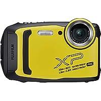 Fujifilm XP Series Tough Waterproof, Yellow (XP140)