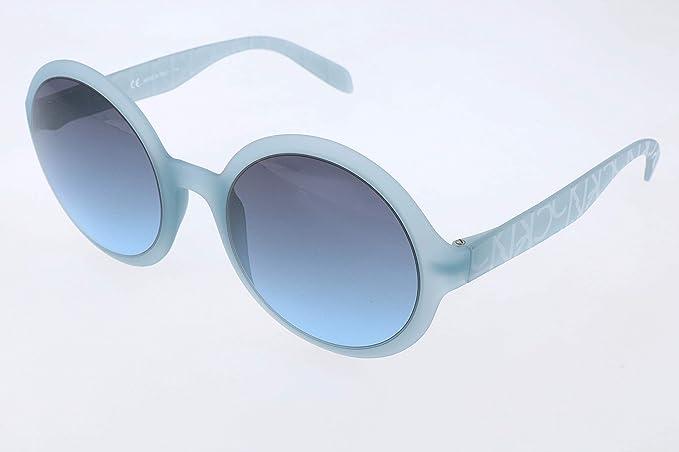 Calvin Klein Ok Gafas de sol, Azul (Blue), 53.0 para Mujer ...