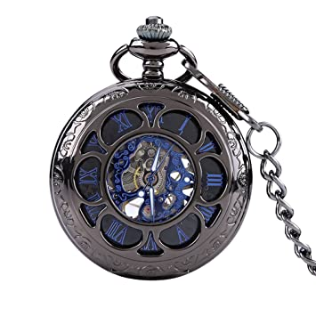 amazon co jp vgeby mens mechanical hand winding hollow skeleton