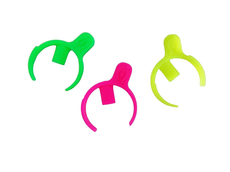 ASDFF Etiqueta engomada del Interruptor Cute Cartoon 3D Fluorescent Wall Silicone On-Off Switch Stickers Ni/ños Interruptor de luz Luminosa Salida Decoraciones para el hogar Negro