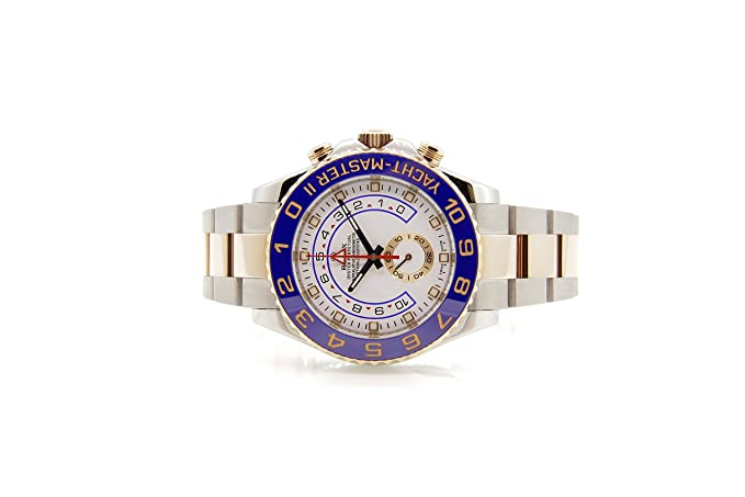 Rolex Yacht-Master II automatic-self-wind Mens Reloj 116681 (Certificado)