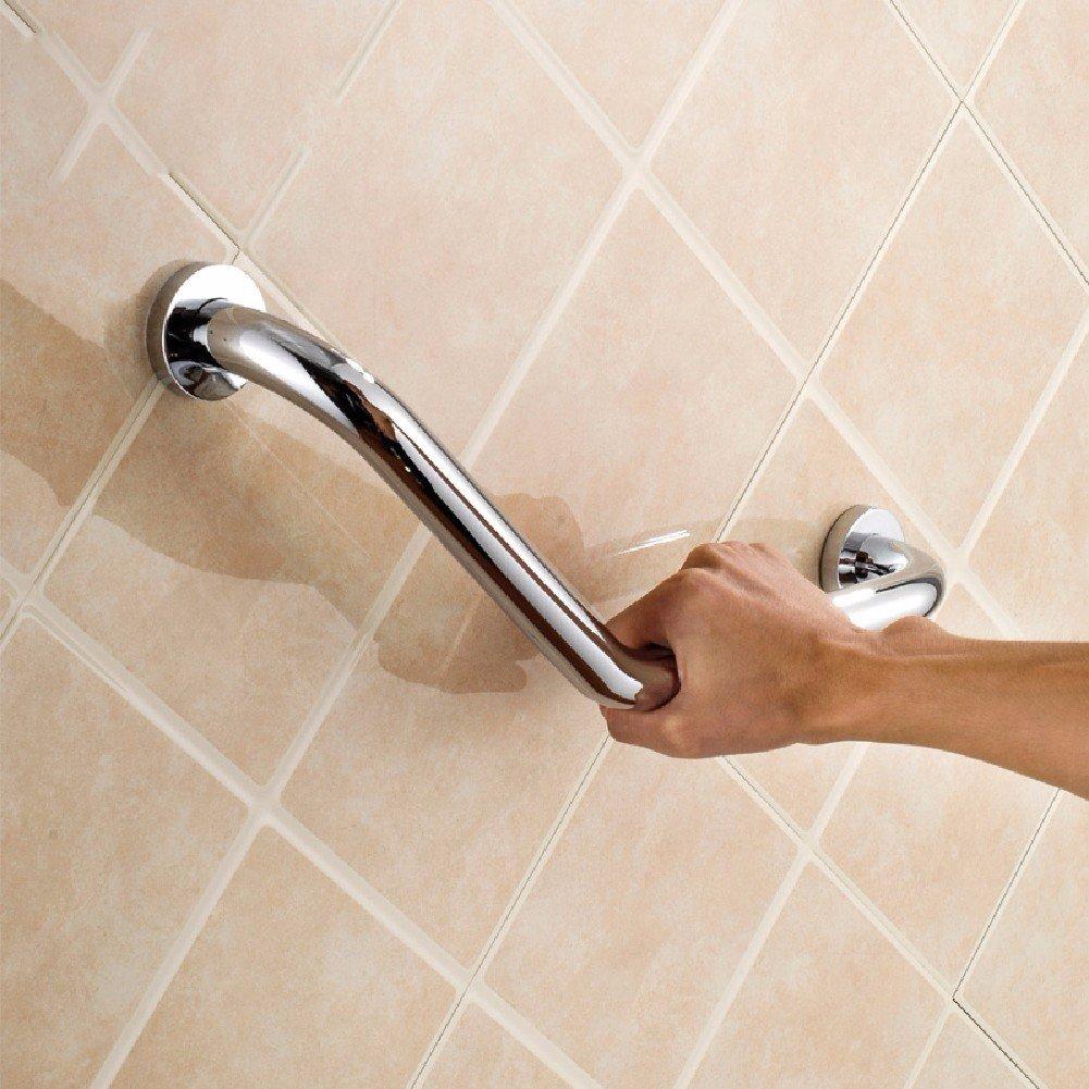 Olici mdrw-Safety corrimano Bagno bracciolo Maniglia Bagno WC WC Rame Ispessita Antiscivolo a Prova di Maniglia
