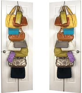Exceptional Jokari Over The Door Hanging Purses Plus Purse Rack