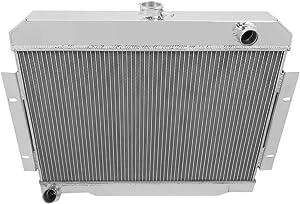Champion Cooling, 4 Row All Aluminum Radiator for Jeep CJ Series, MC583