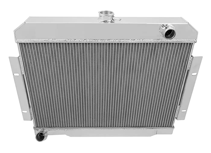 Champion Cooling, 3 Row All Aluminum Radiator for Jeep CJ Series, CC583