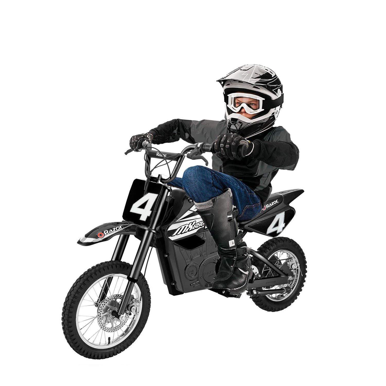 Amazon.com: Razor MX650 - Moto eléctrico de acero para moto ...