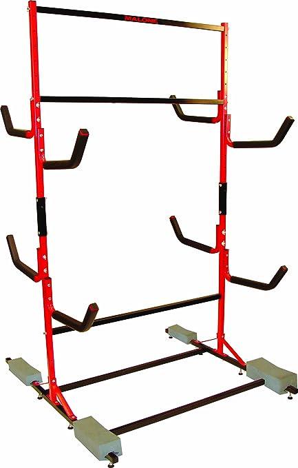 Malone Auto Racks FS 6 Kayak Storage Rack System
