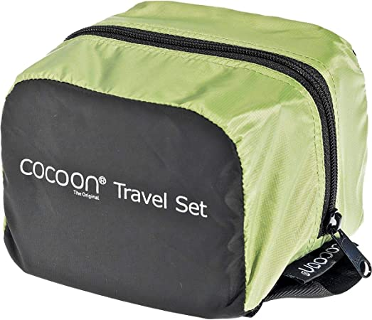 Cocoon Travel Set ultralight wasabi//black 2021