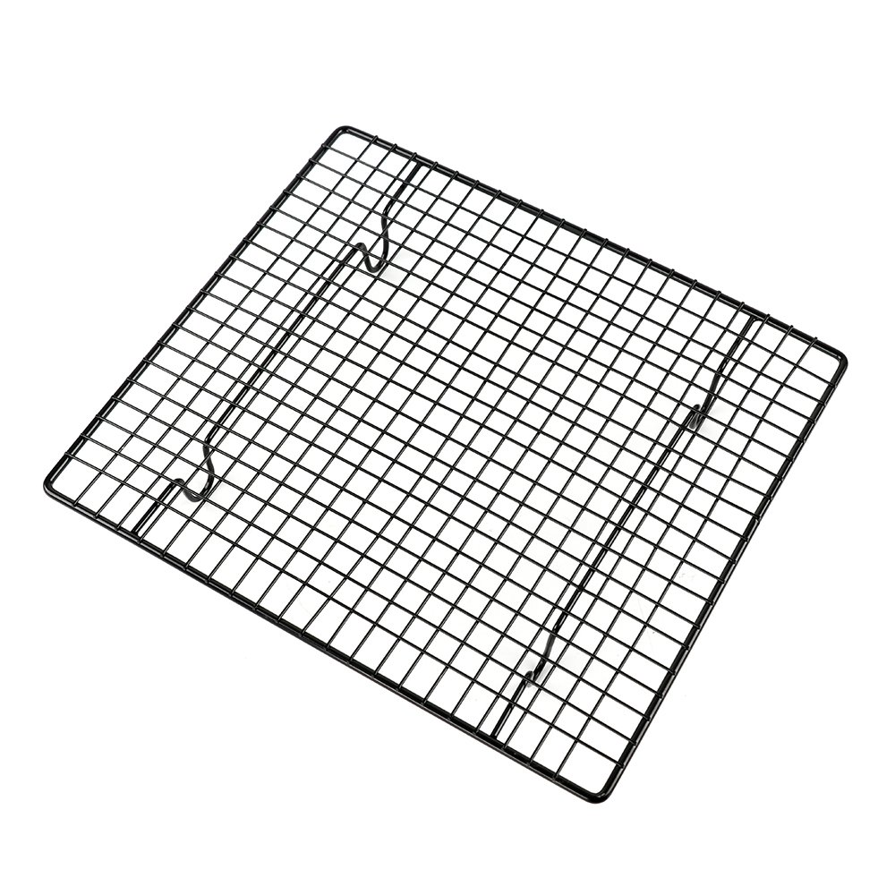 Stainless Steel Wire Cooling Rack for Baking, Oven and Dishwasher Safe, Thicken Tight-Grid Baking Rack for Cooking, Roasting, Drying, Grilling pinnacleT1