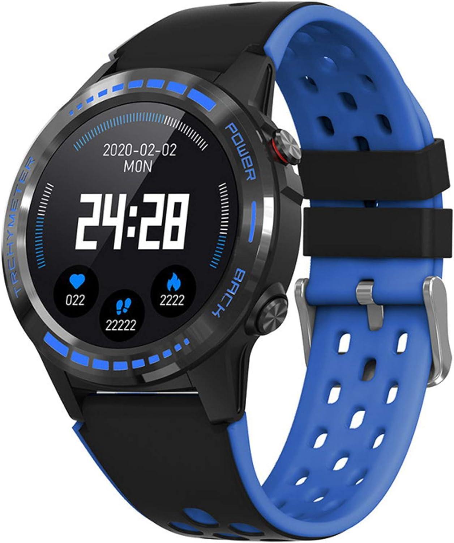 N-B Reloj Inteligente con Llamada Bluetooth, GPS, altímetro, barómetro, brújula, Reloj Inteligente con Monitor de Ritmo cardíaco, Reloj con Monitor de calorías, Reloj con Monitor de sueño