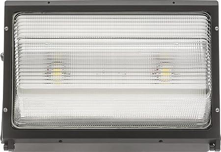 Lithonia Lighting Twr2 Led P2 50k Mvolt Ddbtxd M2 Wall Pack 9 700 Lumens 5000k Daylight