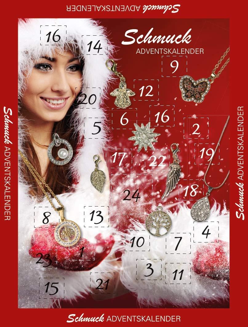 My Home Joyas de Calendario de Adviento Helu GmbH 1424428SAKHE2018
