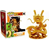 Figura Pop! Dragonball Z Shenron Dragon Gold Exclusive 15cm