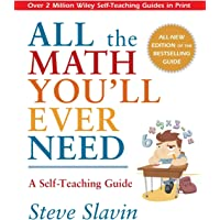 All the Math You'll Ever Need: A Self-Teaching Guide: 148