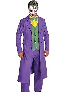 Rubies s – Disfraz infantil oficial deluxe de Joker, talla M ...