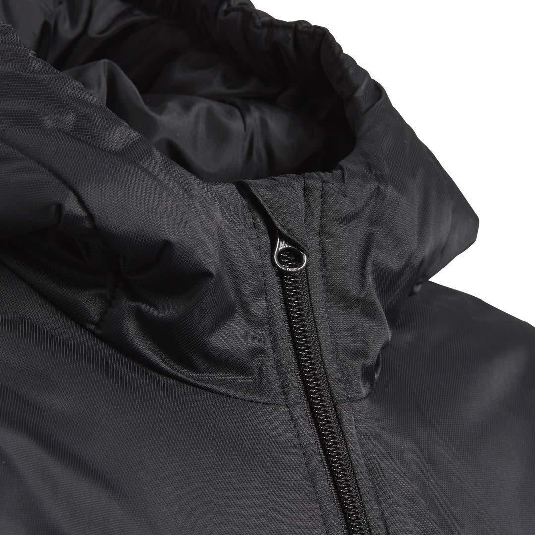 XLTG adidas Core 18 Stadium Jacket Black//White