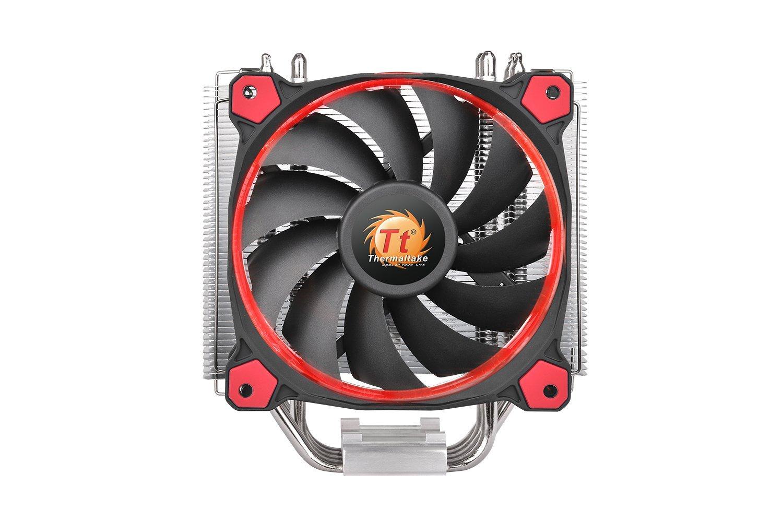Thermaltake RIING Silent 150W Intel//AMD 120mm High Airflow LED Fan CPU Cooler Blue