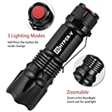 J5 Hyper V Tactical Flashlight – Amazingly Bright 400 Lumen LED 3 Mode Tactical Flashlight