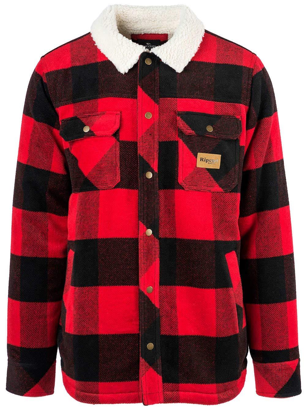 RIP CURL Herren Lumber Jacke