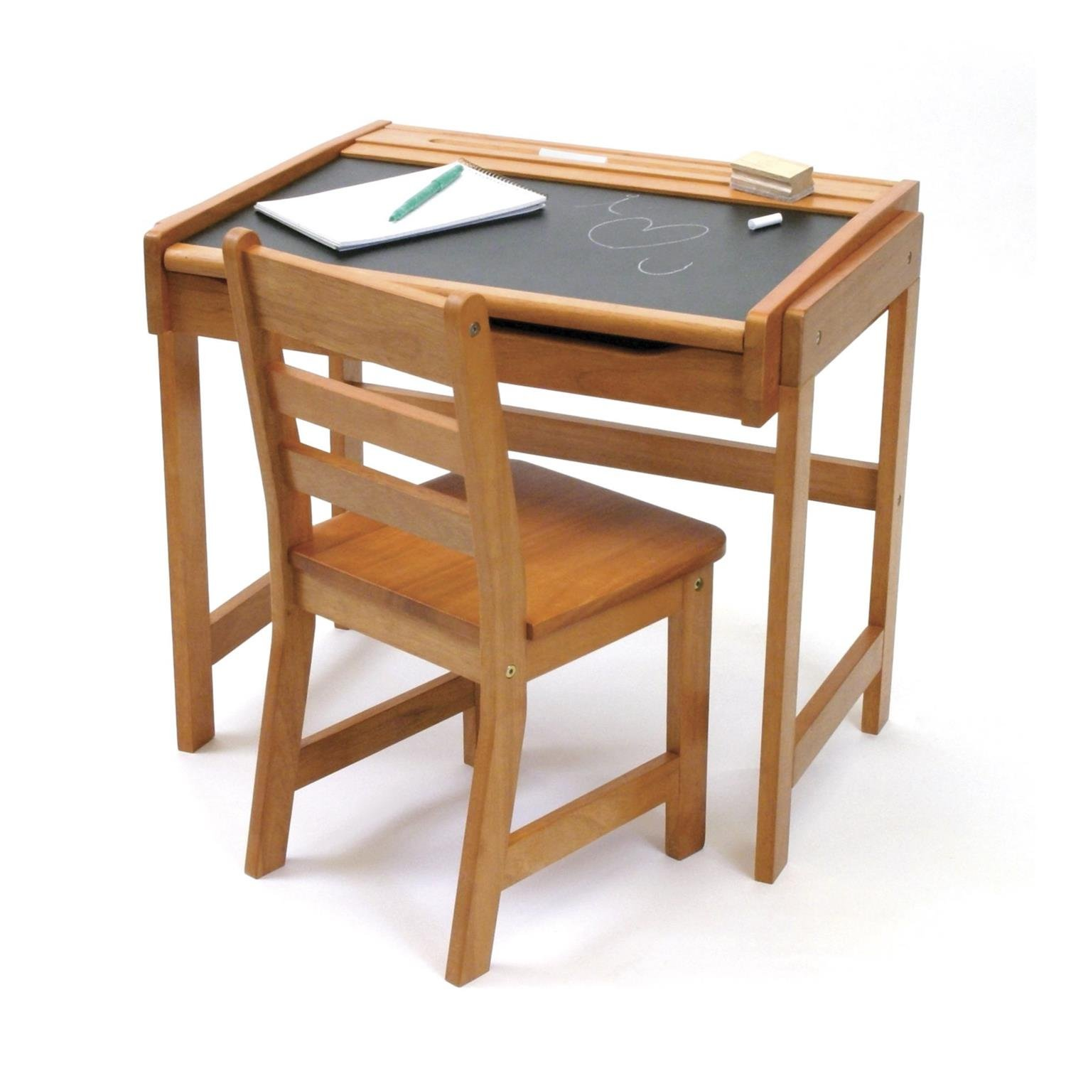 Homework desk and chair