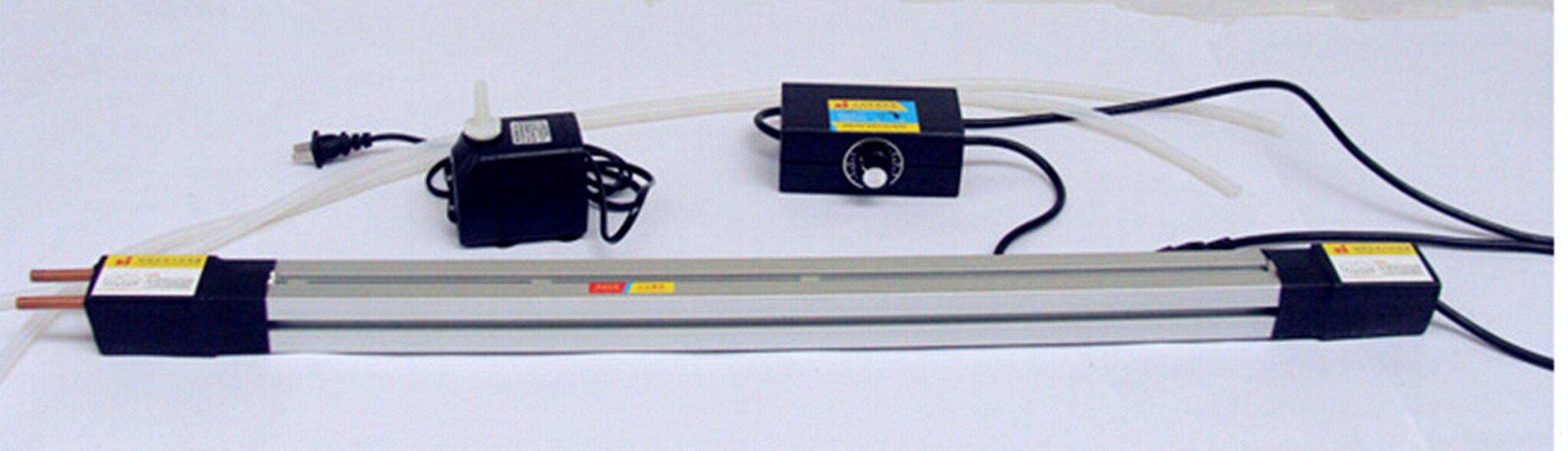 welljun 12''(30cm) Portable Manual Acrylic Light Box Plastic PVC Bending Machine Heater