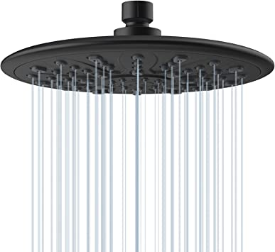 Small Hanging Multifunctional Shower Filtered Adjustable Rainfall Shower Head HD