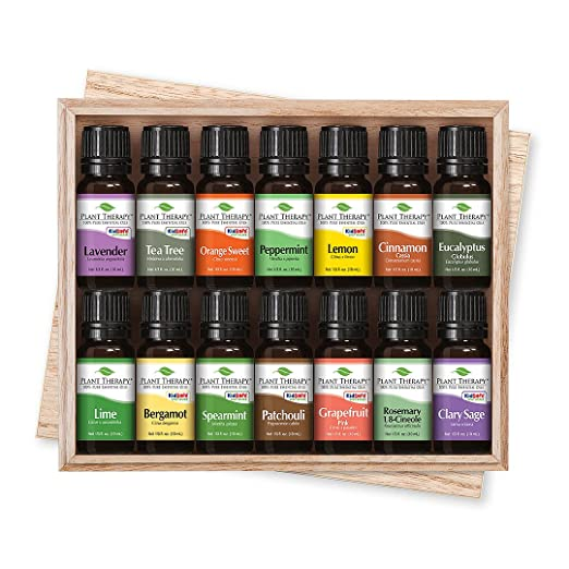 Plant Therapy Essential Oils Set