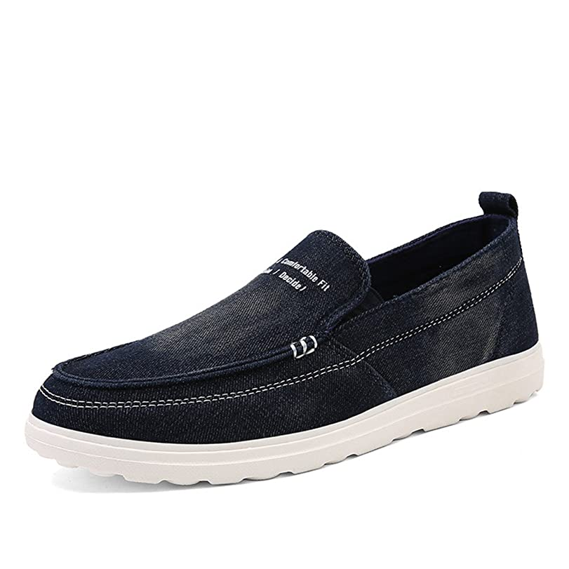 2017 New Fashion Men Casual Shoes Canvas Slip-On Men Driving Shoes Luxury Brand
