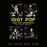 Iggy Pop : Post Pop Depression Live at the Royal Albert Hall [DVD + CD] [Import anglais]