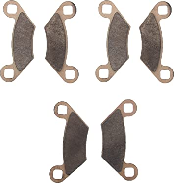 POLARIS 330 TRIAL BOSS  2005-2011  REAR  KYOTO BRAKE PADS