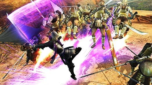 game basara heroes untuk pc