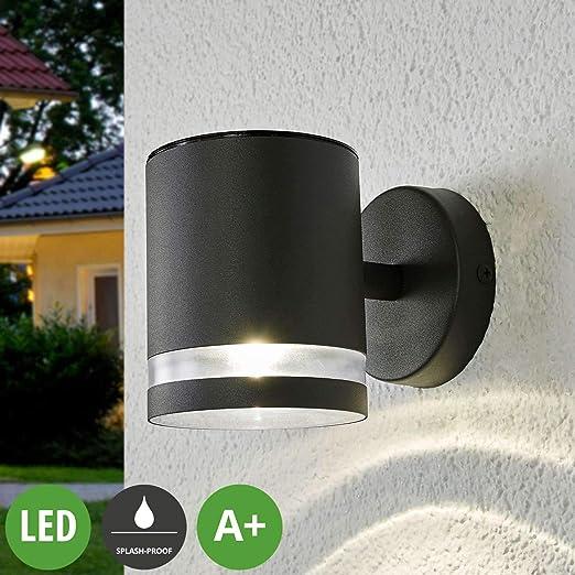 """Muro LED lampada solare esterna /""""tyson/"""" muro esterno Luce Lampada Muro Lampada Esterno"""