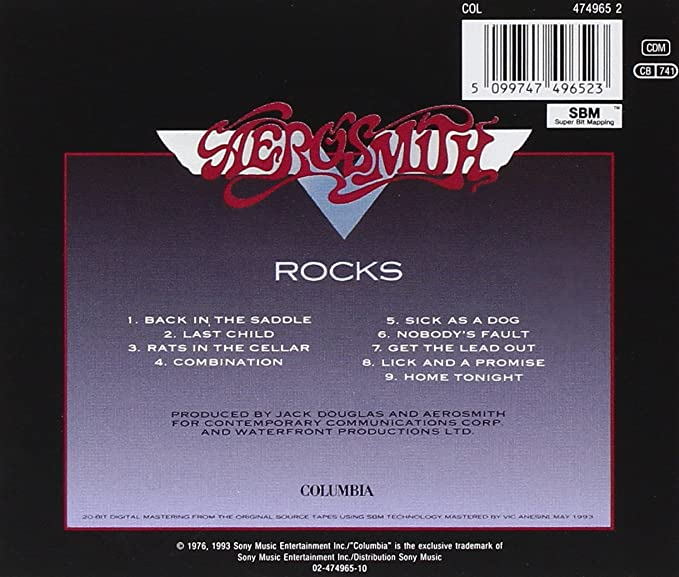 promise and just Aerosmith lick a