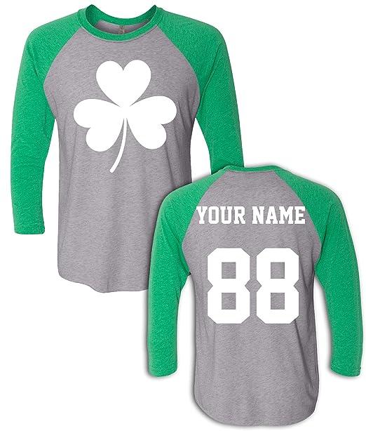 Amazon.com: Camiseta de estilo St Patrick, camiseta de San ...