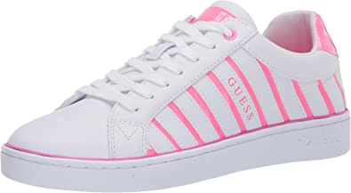 Amazon.com | GUESS Bolier Pink 8.5 M
