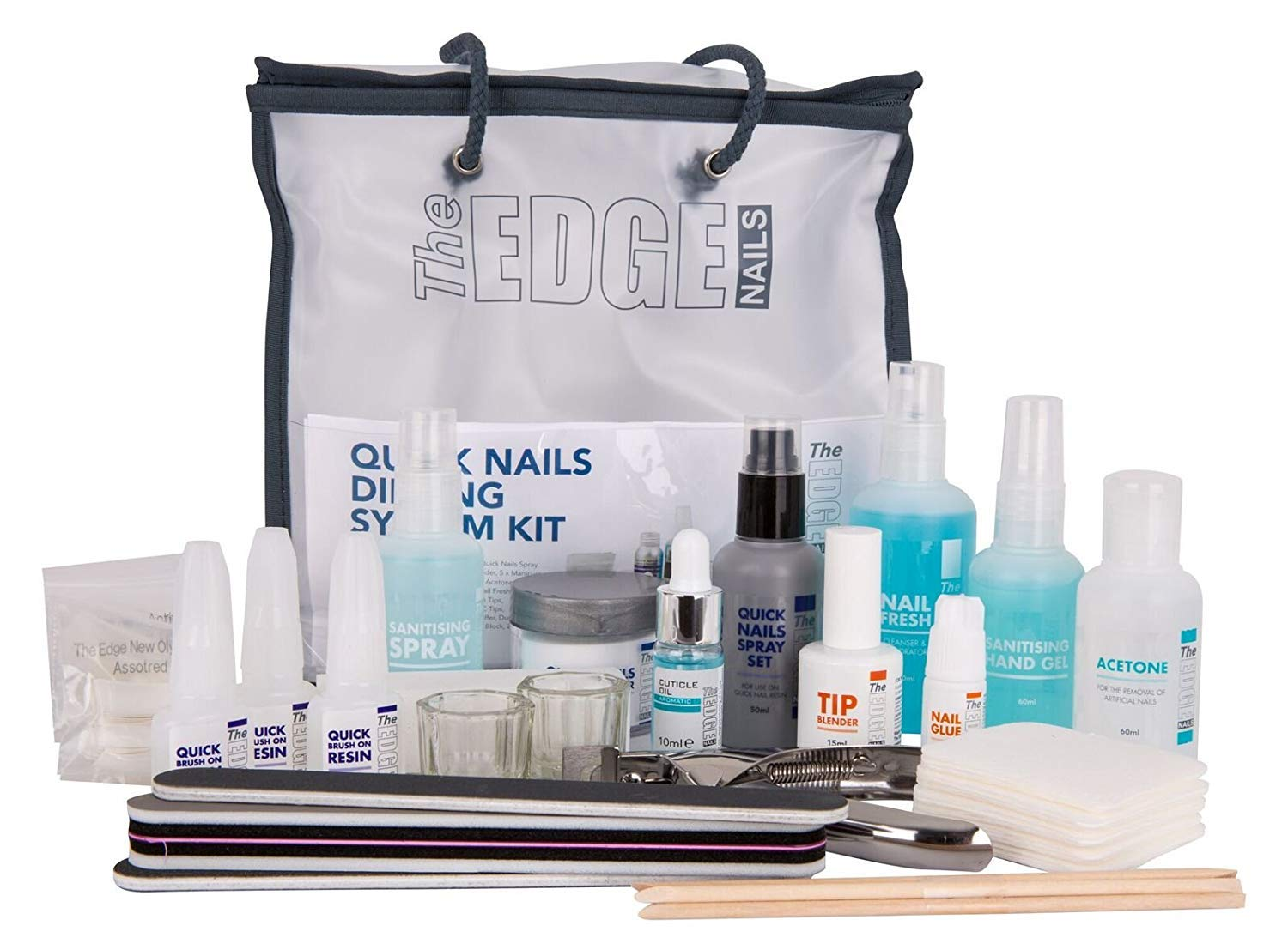 The Edge Quick Nails Dipping Kit 69543