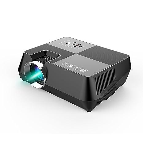 LightInTheBox - Alarma Caja gts8 Mini Proyector LCD Soporta 1080P ...