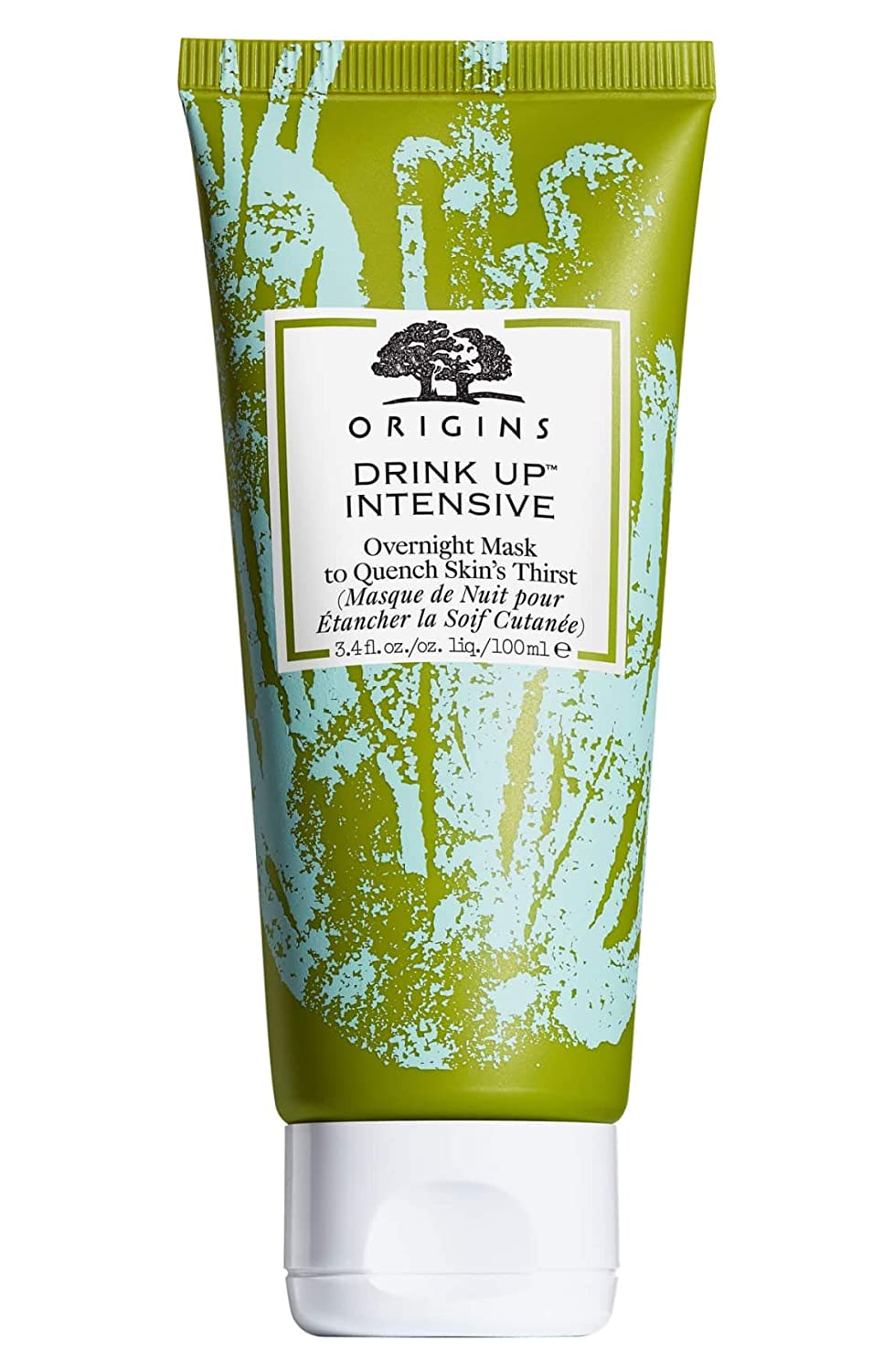 ORIGINS Drink Up-Intensive Overnight Mask to Quench Skin's Thirst, 3.4 Fluid Ounce Nandansons (DROPSHIP) 104738