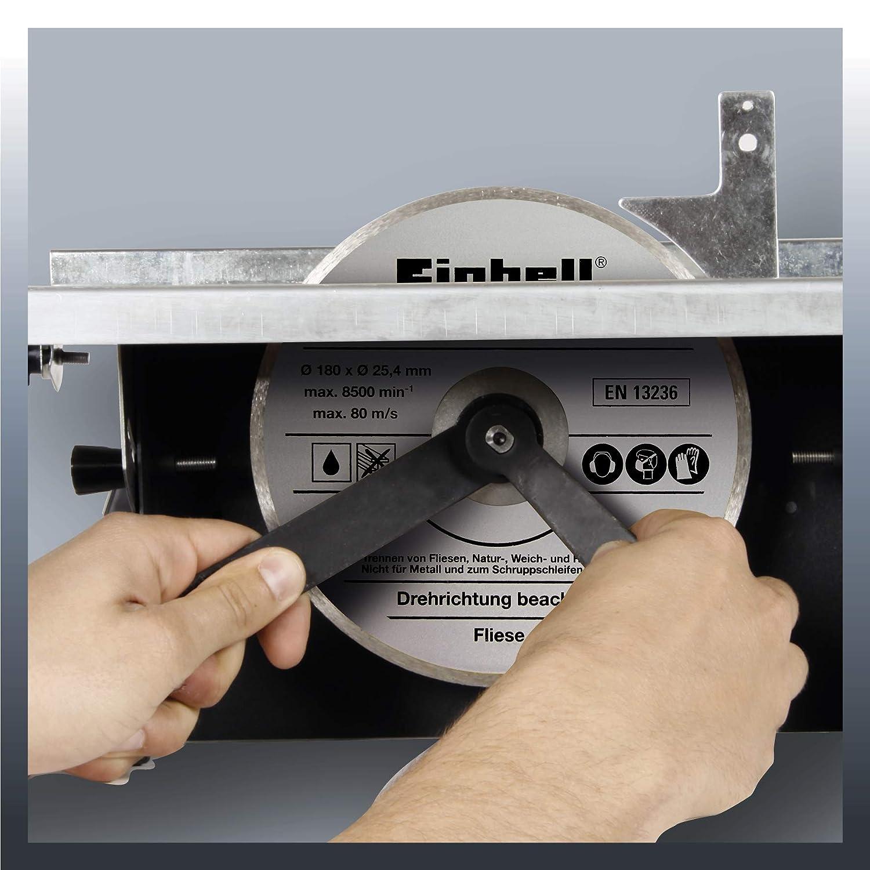 Tagliapiastrelle Einhell TH TC 618 con disco diamantato