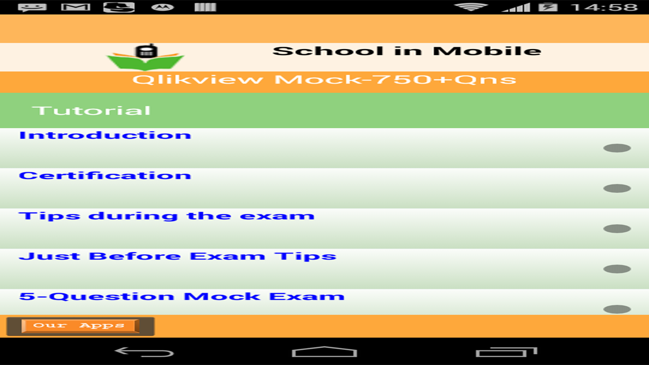 Amazon Qlikview Mock 750qns Appstore For Android
