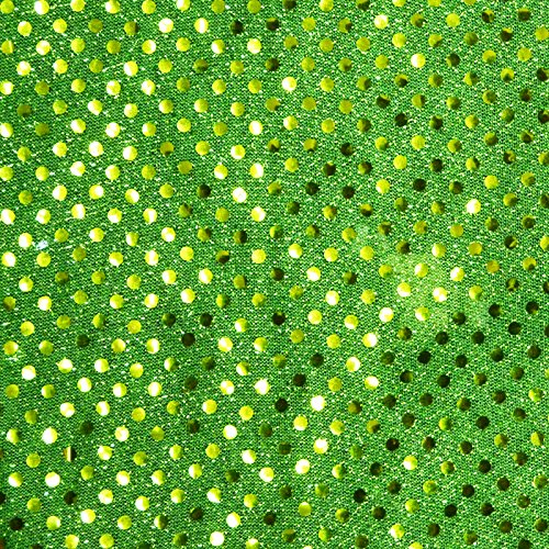 SMALL DOT CONFETTI SEQUIN FABRIC 45 WIDE SOLD BY THE YARD YELLOW