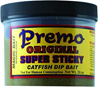 product image for Magic Bait Premo Super Sticky D Original, 20-Ounce, Yellow