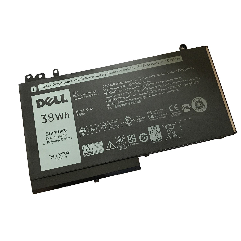 Bateria DELL RYXXH 11.1V 38WH Lithium Polymer DELL Latitude