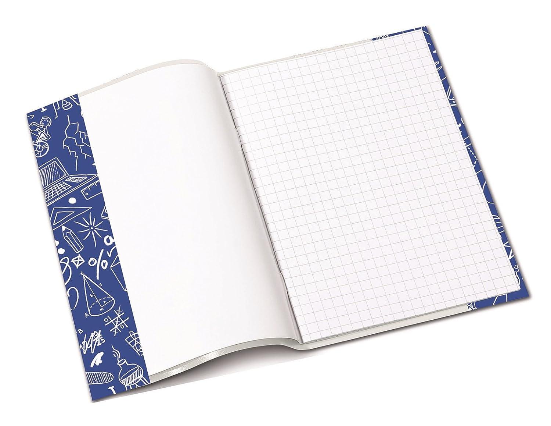 gr/ün je 1 Heftschoner blau mit Motiv Set mit 5 St/ück gelb f/ür Schulhefte Herma 20215 Heftumschl/äge A5 Schoolydoo rot Kunststoff orange