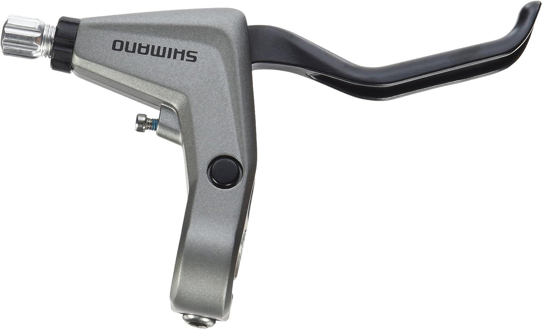 400 mm Shimano BL-T4000 Poign/ée de frein gauche argent