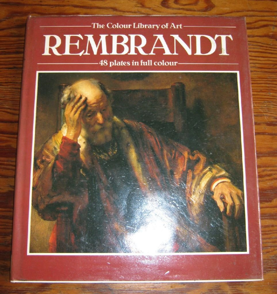 rembrandt 48 plates in full colour