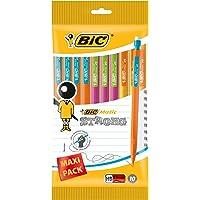 BIC Matic Strong engångs mekaniska pennor 0,9 mm maxi förpackning med 10