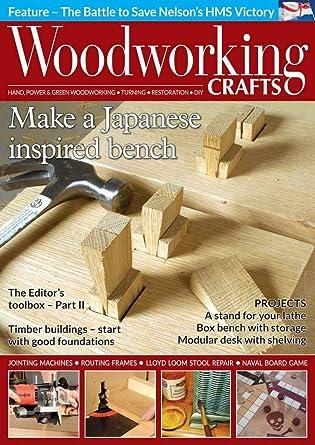 Amazon Com Woodworking Crafts Magazine Kindle Store