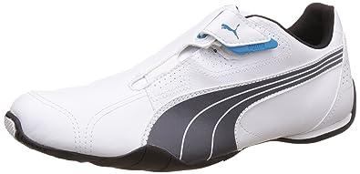 af93fad5d Puma Tenis Redon Move Tenis para Hombre Blanco Talla 25.5  Amazon.com.mx   Ropa