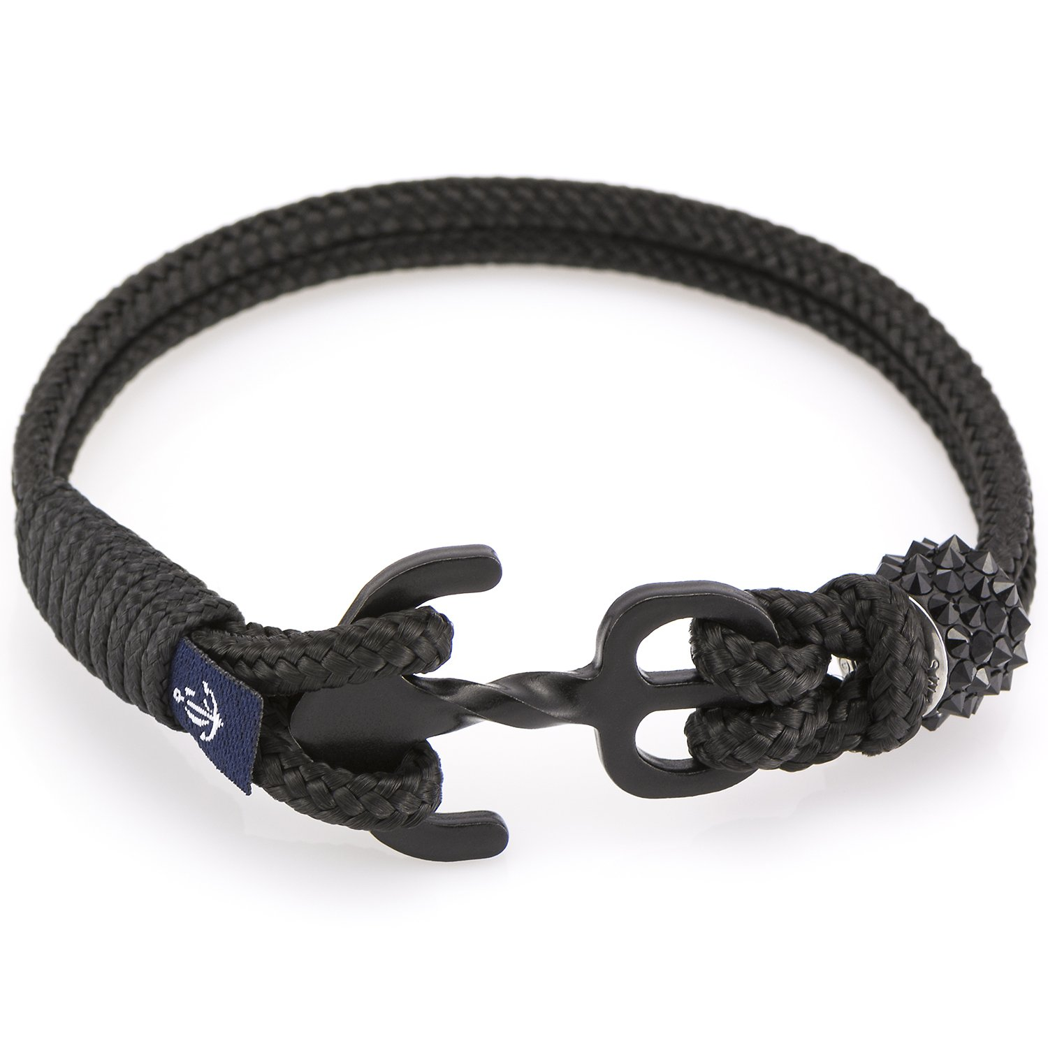 the rope thimble stainless steel whipped org end anchor knot paracord shackle ancg of nautical diy gaucho best wolverines clasp michigan and bracelet with ancgweb